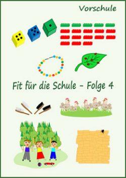 Fit für die Schule für Vorschulkinder Folge 4 - E- Books und Kinder Apps zur Vorbereitung auf die Schule