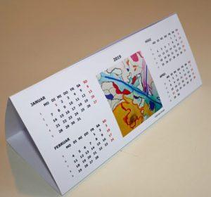 Tischkalender von KiGa Mobil